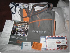 The RootsTech 2012 Registration Package