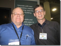With Gordon Clarke at RootTech