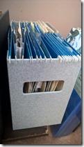 File folders - 12 months
