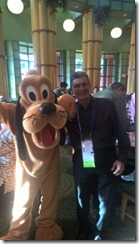 Pluto and Me