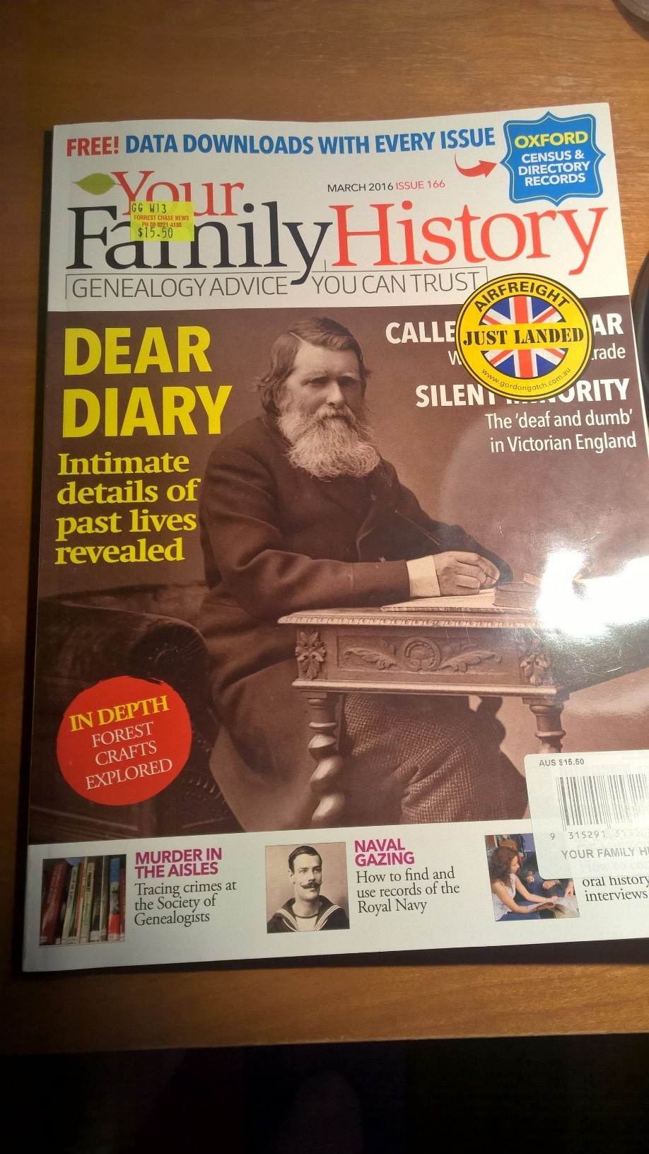 Your Family Tree Magazine - March 2016